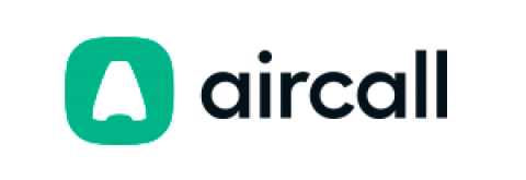 Company logo: aircall