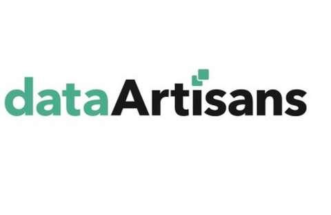Company logo: data artisans