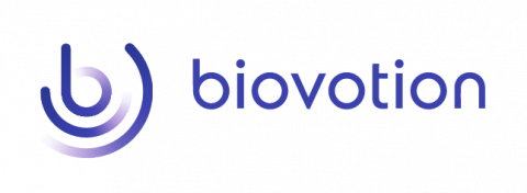 Company logo: biovotion