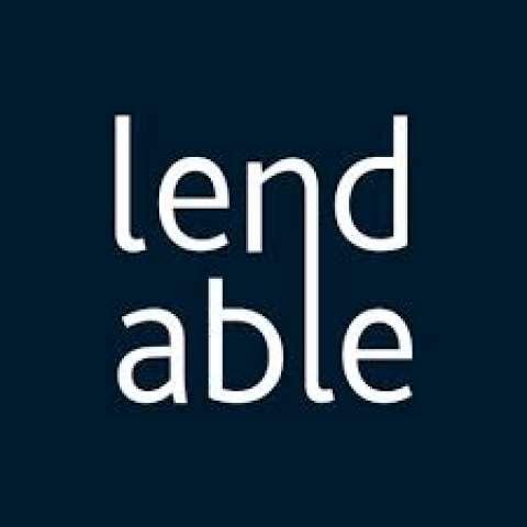Company logo: lendable