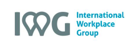 Company logo: iwg