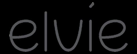 Company logo: elvie