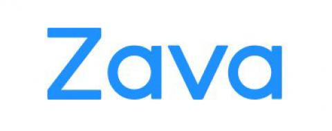 Company logo: zava