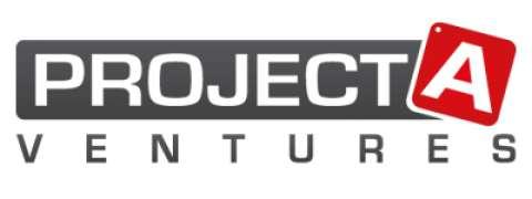 Company logo: project a ventures