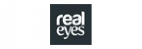 Company logo: realeyes