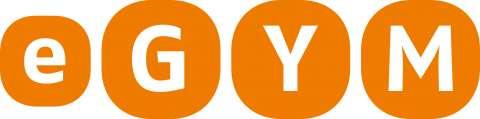 Company logo: egym