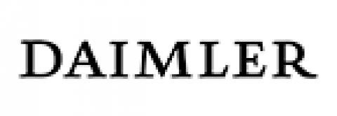 Company logo: daimler