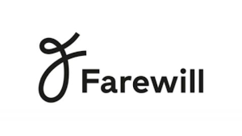 Company logo: farewill