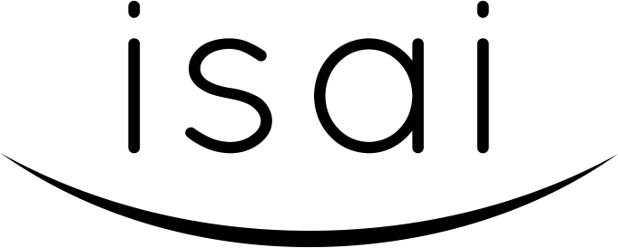 Company logo: isai