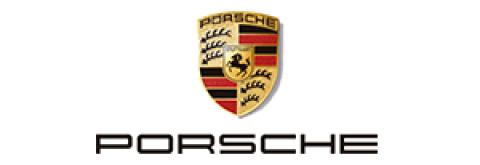 Company logo: porsche