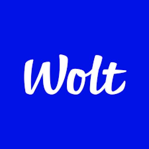 Company logo: wolt