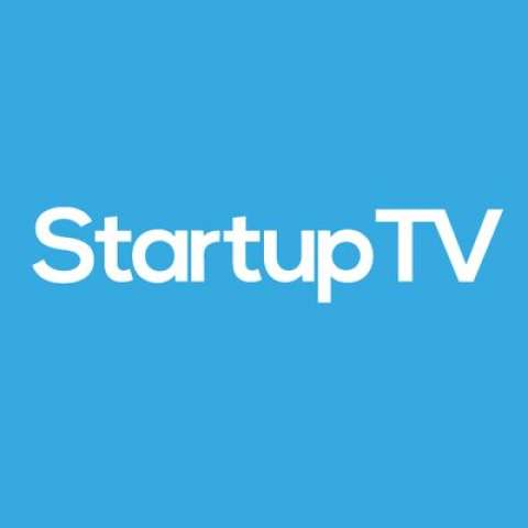 Company logo: startup tv