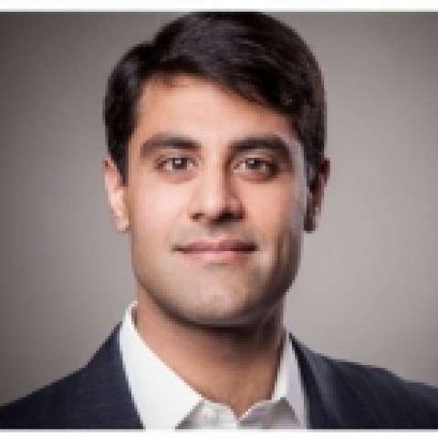 Person avatar: Junayd Mahmood