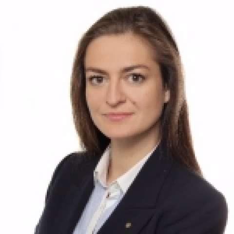 Person avatar: Eliza Kruczkowska
