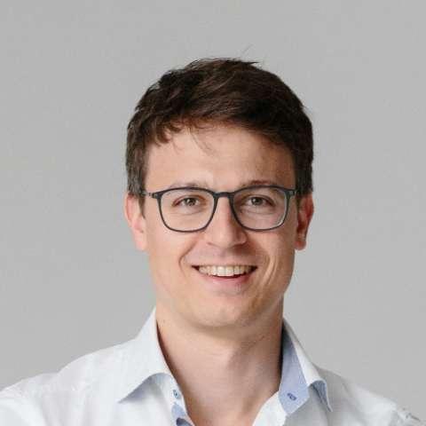 Person avatar: Konstantin Krauss