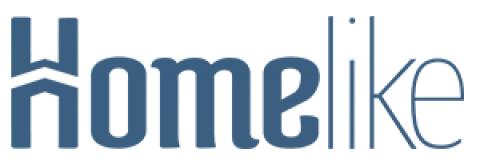 Company logo: homelike