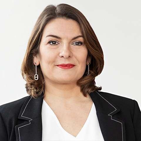 Person avatar: Sylvie Nicol
