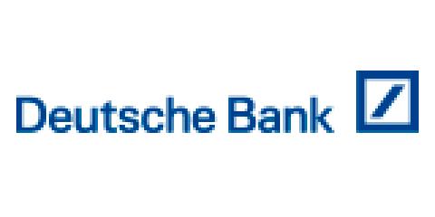 Company logo: deutsche bank