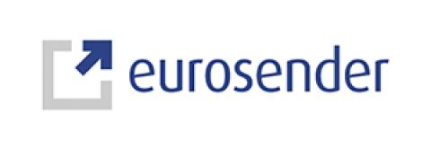Company logo: eurosender