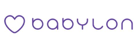 Company logo: babylon health