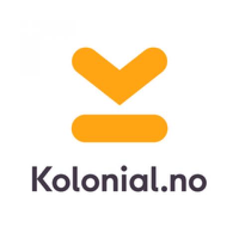 Company logo: kolonial.no