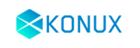 Company logo: konux