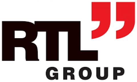 Company logo: rtl group