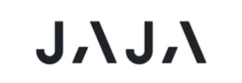 Company logo: jaja finance