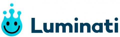 Company logo: luminati