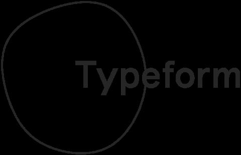 Company logo: typeform