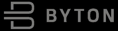 Company logo: byton