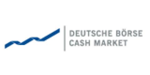Company logo: deutsche börse cash market