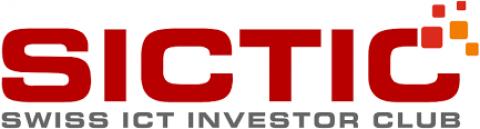 Company logo: swiss ict investor club (sictic)