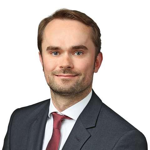 Person avatar: Stefan Dziarski
