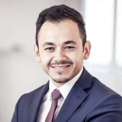 Person avatar: Muhammed Bagriacik