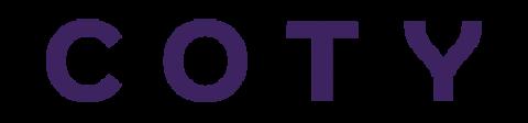 Company logo: coty
