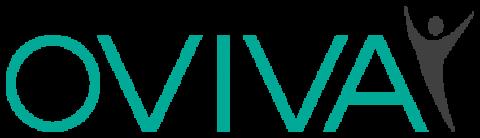 Company logo: oviva