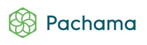 Company logo: pachama