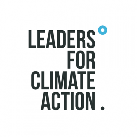 Logo: Leaders for Climate Action