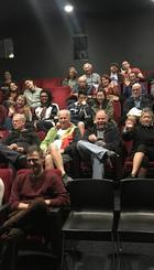 Vår sista filmkväll på bio Husborg
