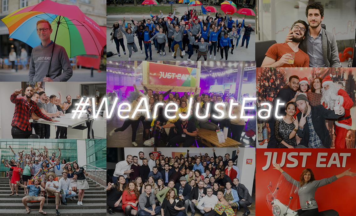 we are just eat