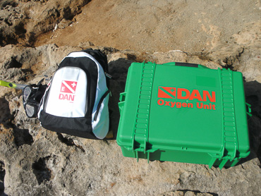 emergency rescue set box