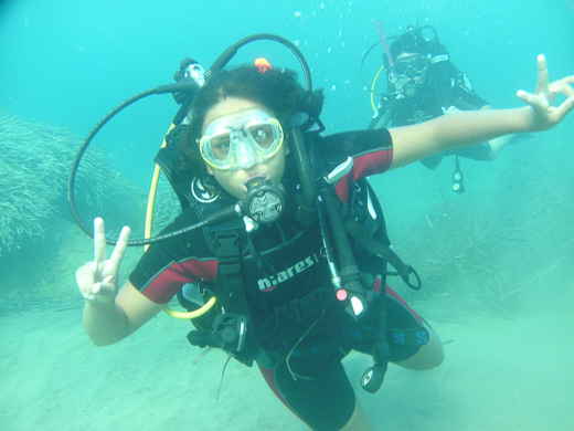 JUNIOR OPEN WATER DIVER 2