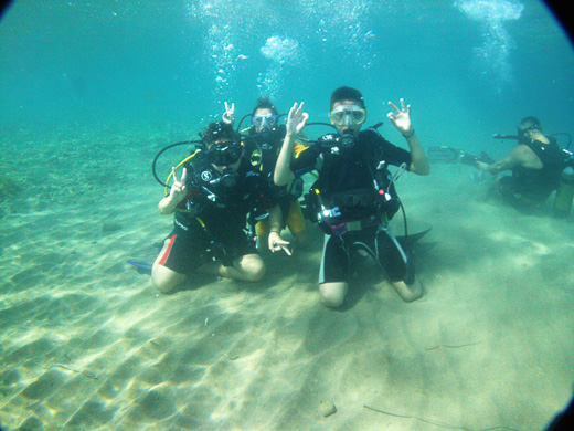 JUNIOR OPEN WATER DIVER 1