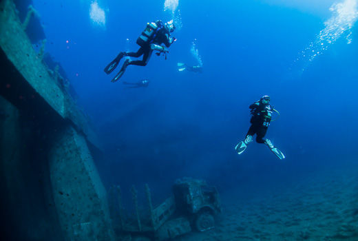 wreck diver 2