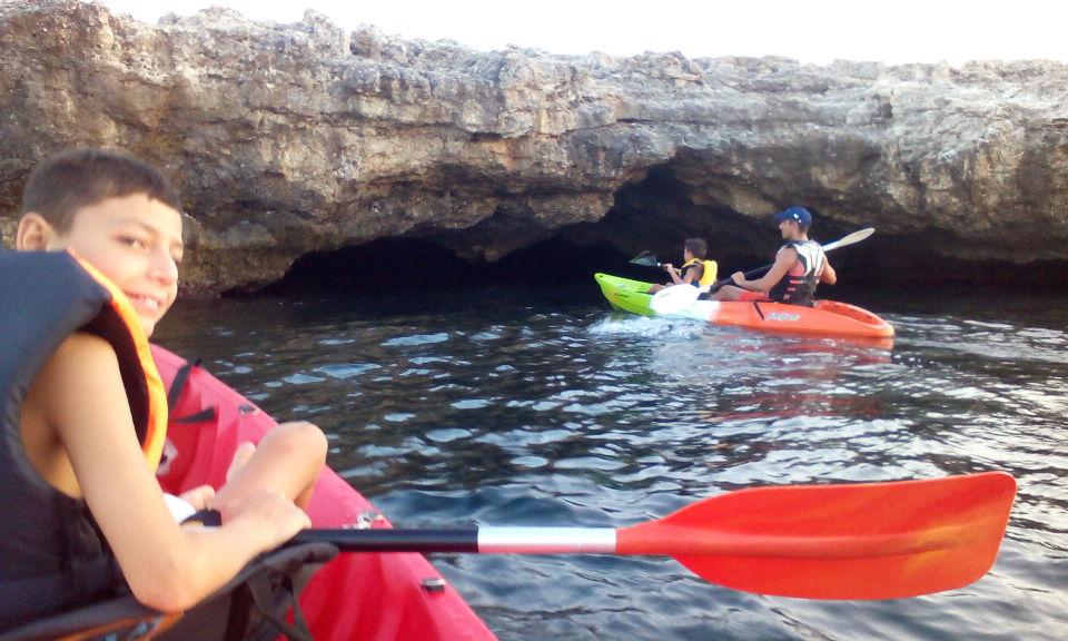 Blue Lagoon full day kayak tour