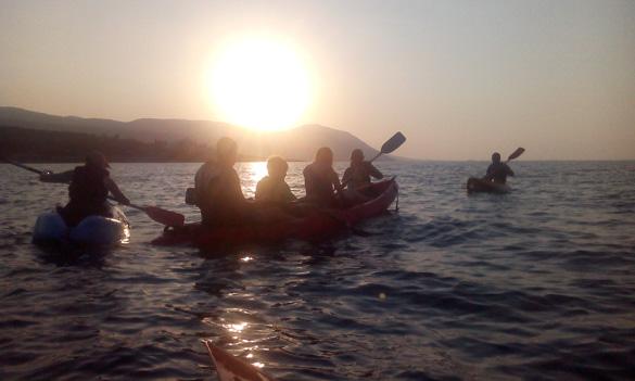sunset trip 1