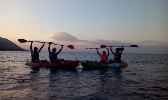 sunset trip 2