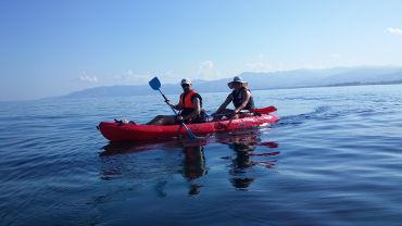 Pomos full day kayak