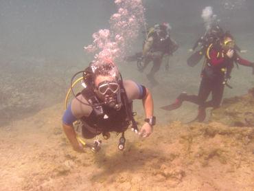 anassa hotel undersea divers